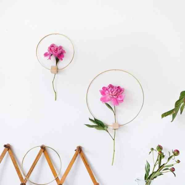 DIY wall decor: 138 great ideas for your home!