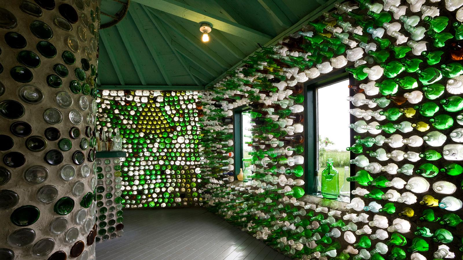 Recycled building material better than concrete for List of building materials for a house