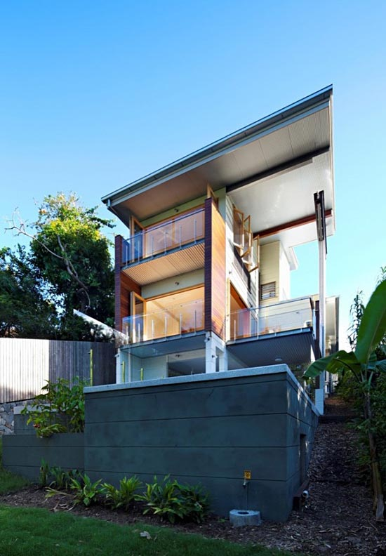Hill End Ecohouse by Riddel Architecture