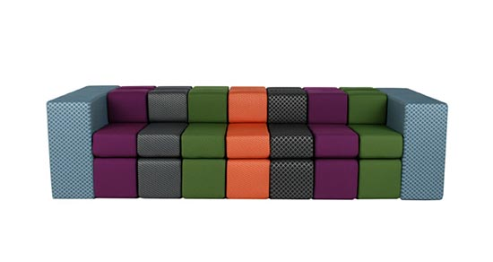 All-in-One Lounger – Bobo by Zuiver