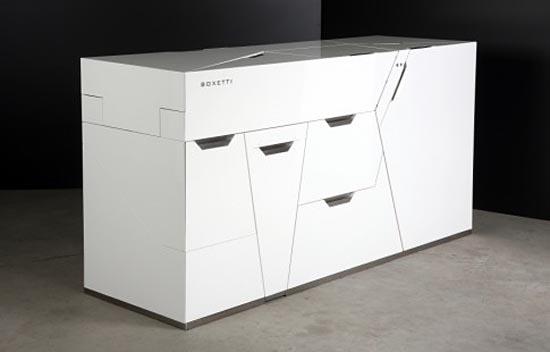 Kitchen module by Boxetti