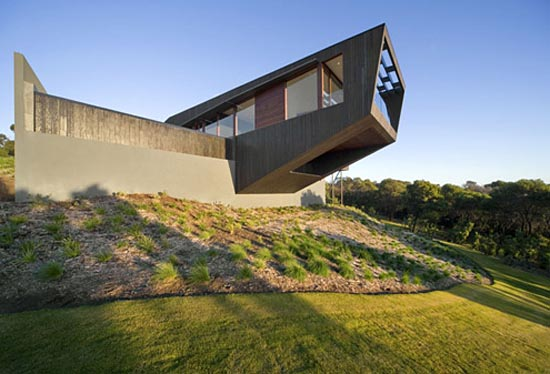 Cape Shank House by Jackson Clements Burrows architects
