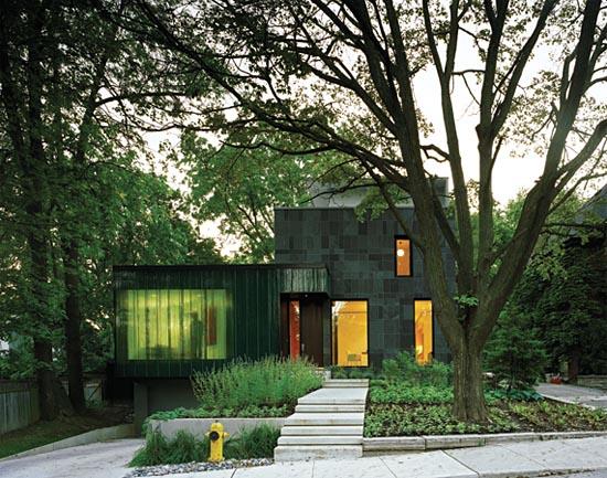 Cascade House by Paul Raff Studio