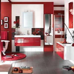 Bathroom interior inspiration from Delpha