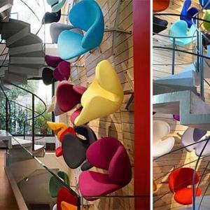 Fritz Hansen Showroom Milan by Stefano Tagliacarne