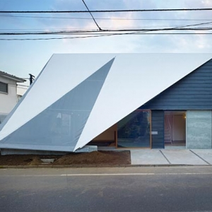 House in Kodaira by Suppose Design Office