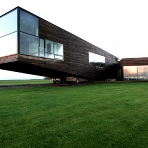 Family House in Utriai by Natkevicius G. and Partners