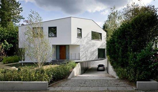 Villa Bussum by GROUP A