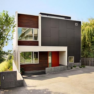 Backyard House in Seattle by SHED