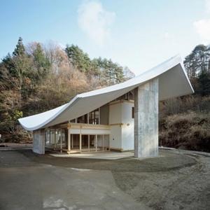 Chushin-ji temple by Katsuhiro Miyamoto & Associates