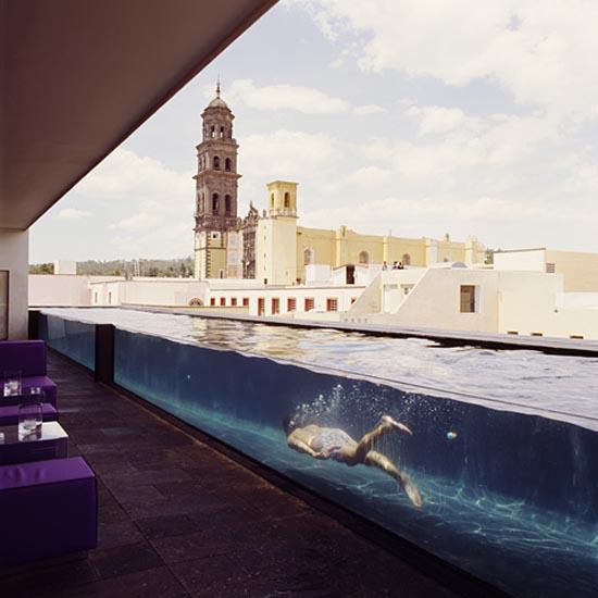 Boutique Hotel in Mexico by Legorreta+Legorreta