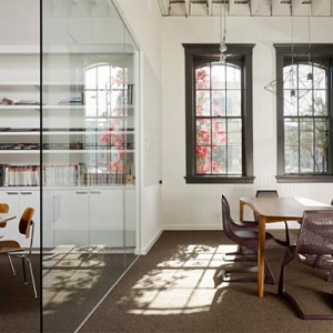 One & Co office by Cary Bernstein Architect