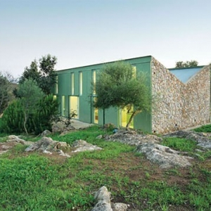 House in Arta by Herreros Arquitectos