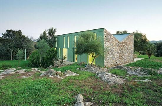 House in Arta by Herreros Arquitectos