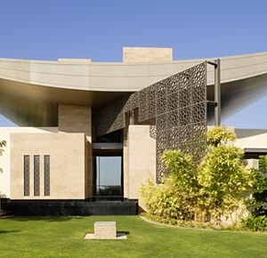 Helal New Moon Residence by Ehrlich Architects