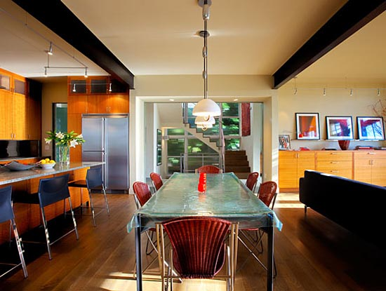 Madrona interior by Robin Chell Design