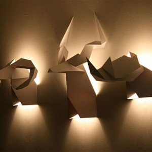 Origami's Hunter by Verónica Posada