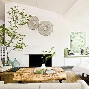 Portland Mid-century Modern interior by Jessica Helgerson Design