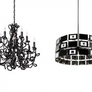 Couture lighting collection by Brand Van Egmond