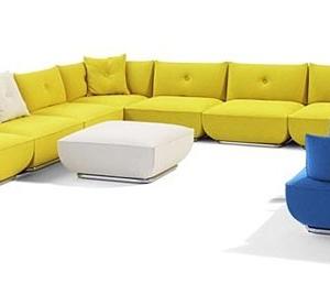 Dunder sofa by Blastation