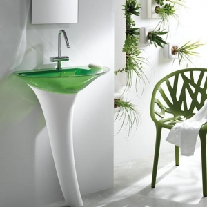 Ylang wash basin by Decotec