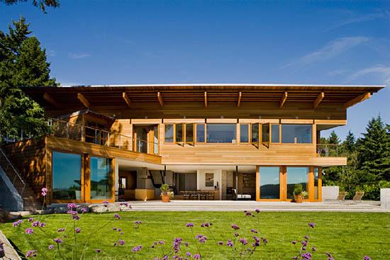 Cedar Park House by Peter Cohan