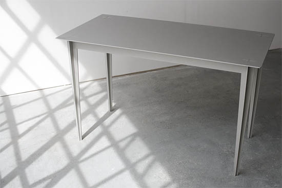 Plus table by Goodwin + Goodwin