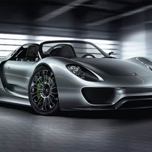 Porsche 918 Spyder will be into production