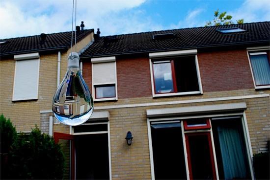 Anti-Fly Sphere by José de la O