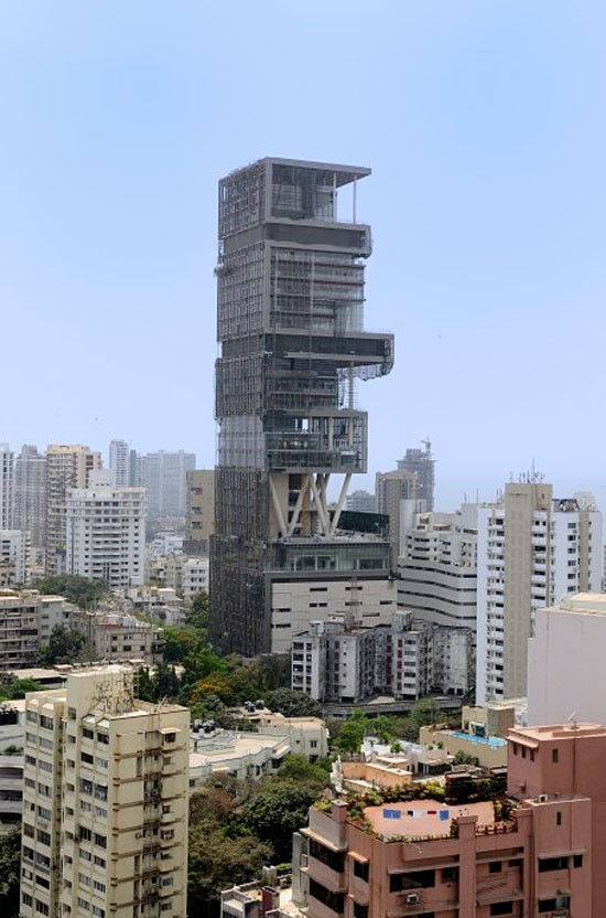 Biggest House In The World Pictures biggest house in the world mumbai image gallery - hcpr