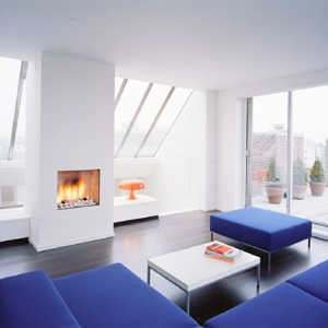 Zeeburgerstraat apartment by Hofman Dujardin