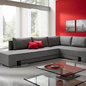 Versatile sofa from die Collection