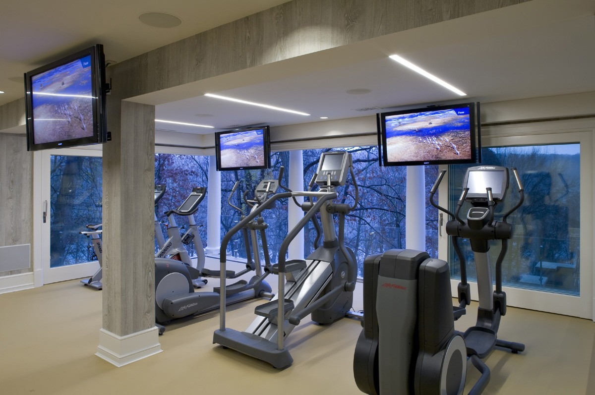 home fitness center
