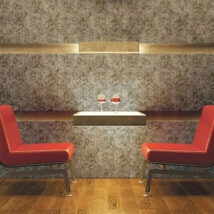 The big variety of wallcovering designs