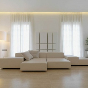 Electricity and light planning for a perfect interior design