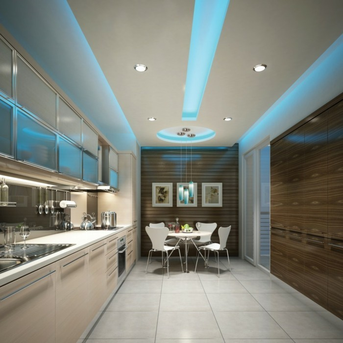 led-strip-blue-colour