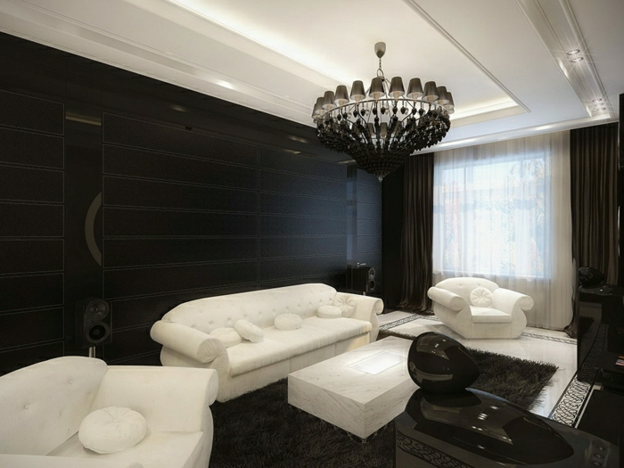 The Elegance Of Black: Designer Furniture As Exciting As It Is Timeless