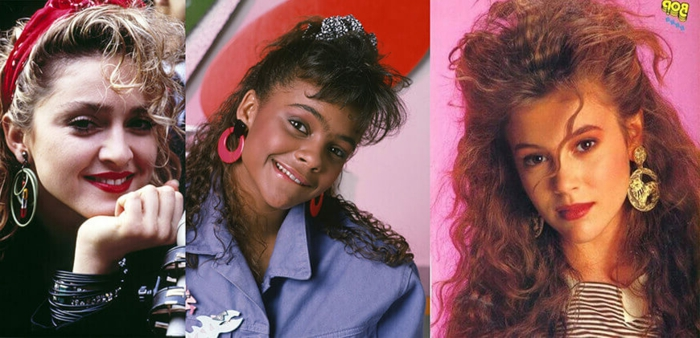 Hair Style In The 80s: 1001 + Ideas For 80s Fashion Inspired Outfits That Will