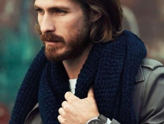 ▷ 1001 + Ideas for Styling Mid Length Hair for Men