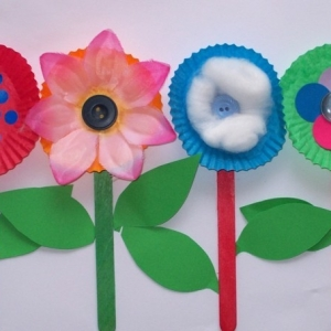 Crafts for Kindergarten Kids - 77 Cute and Very Creative Ideas