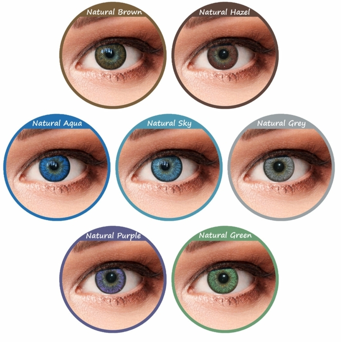 1001 + Ideas for Eye Color Meaning Including an Eye Color ...