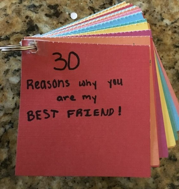 ▷1001 + Ideas for Best Friend Gift Ideas to Make at Home