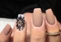 100 Ideas For Nails with Rhinestones – Trendy in 2017