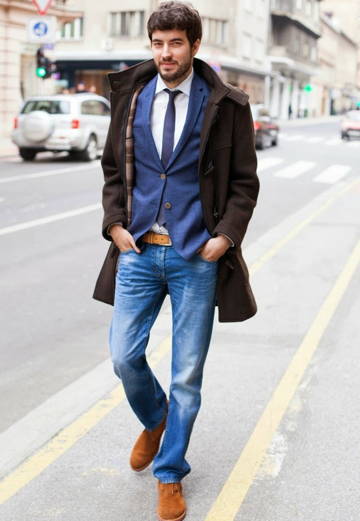 1001 ideas for business casual men outfits you can wear for Casual shirt and tie