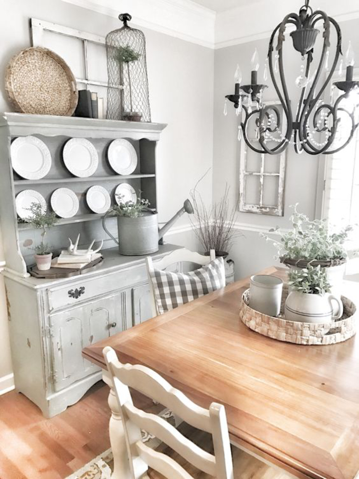 Küche Shabby Chic 1001 ideas for gorgeous shabby chic furniture and decorations
