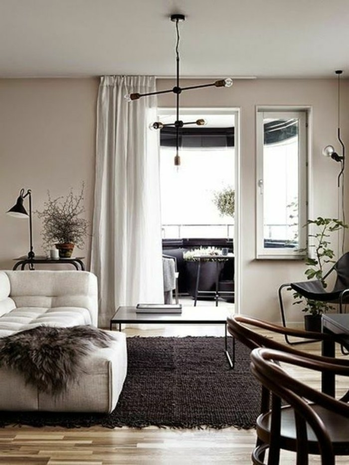 Open Terrace Near Room With Beige Gray Walls Off White Sofa Dark Looking For Colors That Go