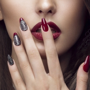 130 Ideas for Pointy Nails - Here Size Really Matters!