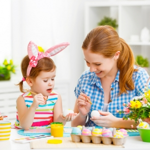 Over 100 Amazing Easter Crafts for Kids and Parents