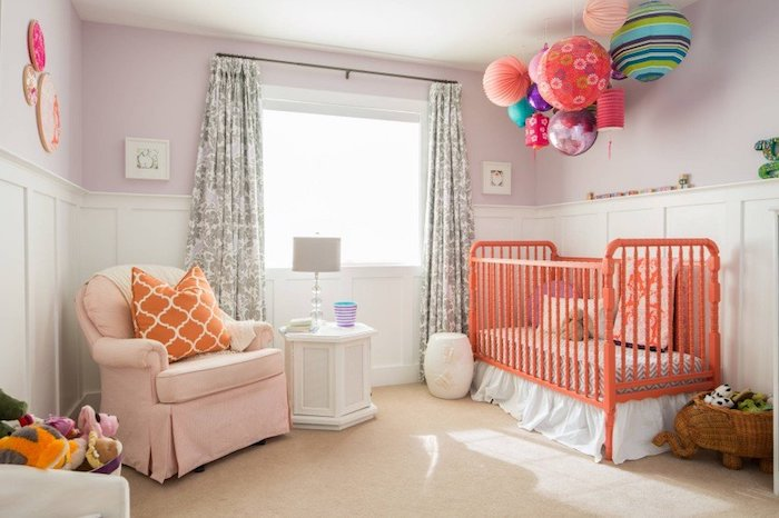 1001 Ideas For Original And Creative Baby Nursery Ideas