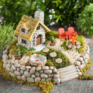Fairy Gardens - Remembering The Whimsical Magic of Childhood